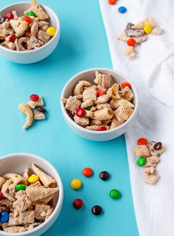 White Chocolate Trail Mix | The Bearfoot Baker