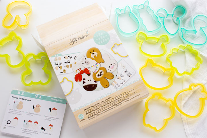 Animal Shape Shifters Cookie Cutter Set | The Bearfoot Baker