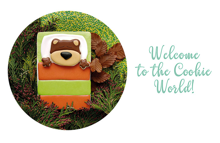 Welcome to the Cookie World | The Bearfoot Baker