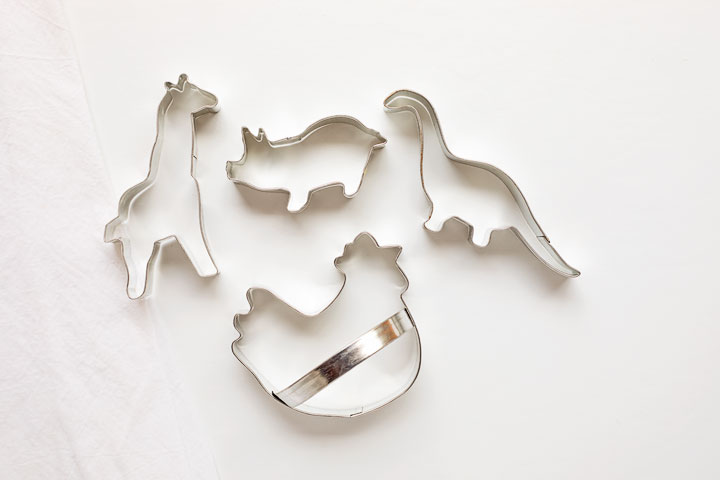 Cookie Cutters for Making Happy Cookies Just by Flipping Your Dough | The Bearfoot Baker