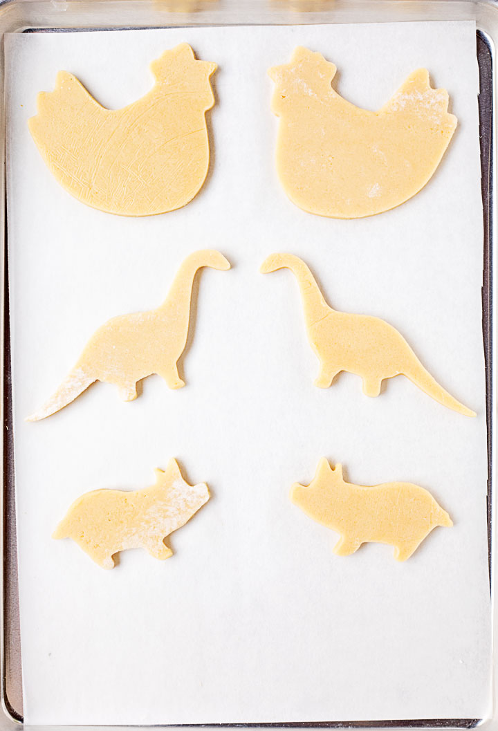 Make Happy Cookies Just by Flipping Your Dough Over | The Bearfoot Baker