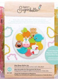 The Sweet Sugarbelle Mini Cookie Cutter Giveaway | The Bearfoot Baker