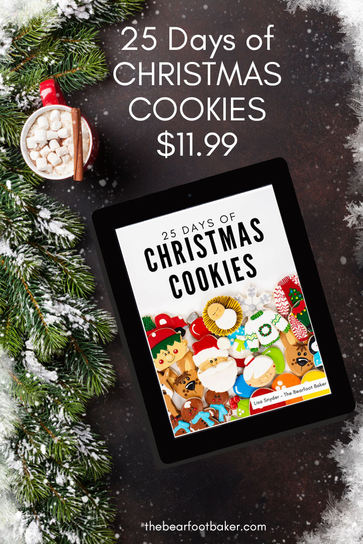 cookie ebook, Christmas