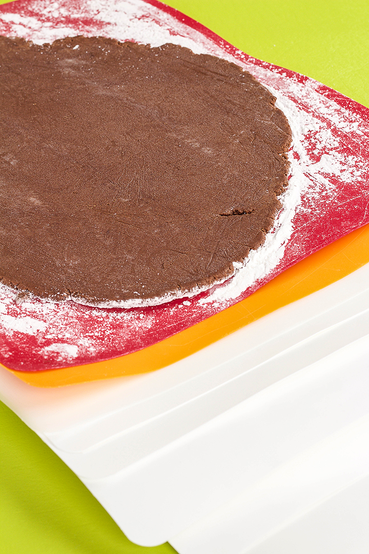 food mats for sugar cookie dough