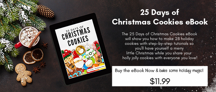 Christmas cookie ebook
