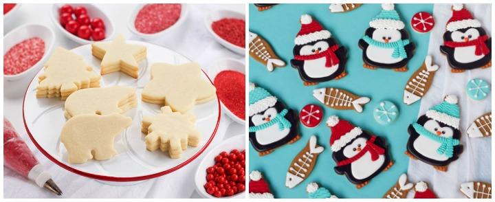 sugar cookie recipe and gingerbread recipe