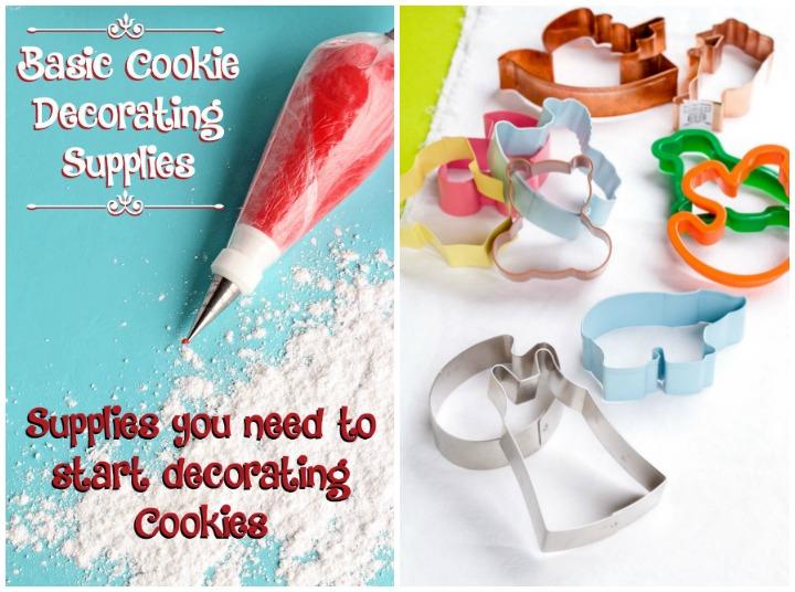 beginner cookie decorating information