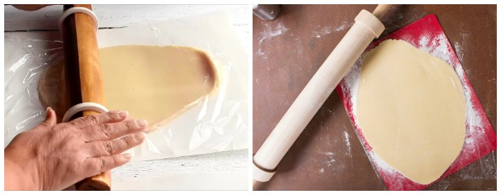 How to Roll Cookie Dough and a Great Rolling Pin