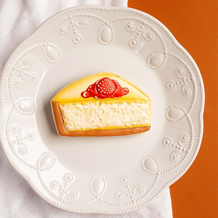 The Bearfoot Baker, Cheesecake Cookies, Cookie Decorating, Tutorial, Decorated Cookies, Royal Icing, Sugar Cookies, Edible Art