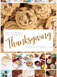 Thanksgiving food, Thanksgiving, Snacks, cobbler, trail mix, dump cake, turkey legs, rice krispies, Gooey Bar, Chocolate Chip Cookies, DIY Pie Crust, Thin Mints, Popcorn, cupcakes