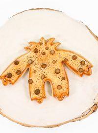 Yeti Cookies, The Bearfoot Baker, sugar cookies, royal icing, chocolate chip, chocolate chip sugar cookies, royal icing chocolate chips
