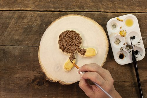Funny Bigfoot, Decorated Cookies, The Bearfoot Baker, Royal Icing